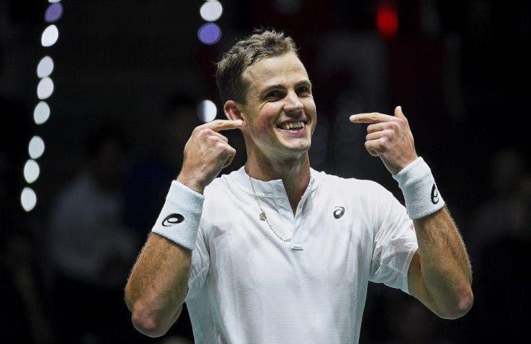 Pospisil dice que la mayoría de los tenistas no quieren jugar el US Open