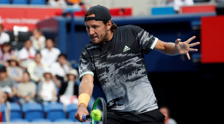 Pouille habla de su experiencia en el Ultimate Tennis Showdown