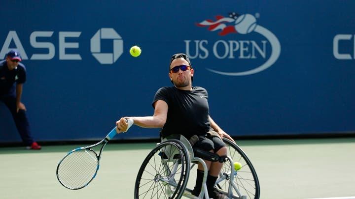 La USTA confirma fecha del torneo de US Open en silla de ruedas