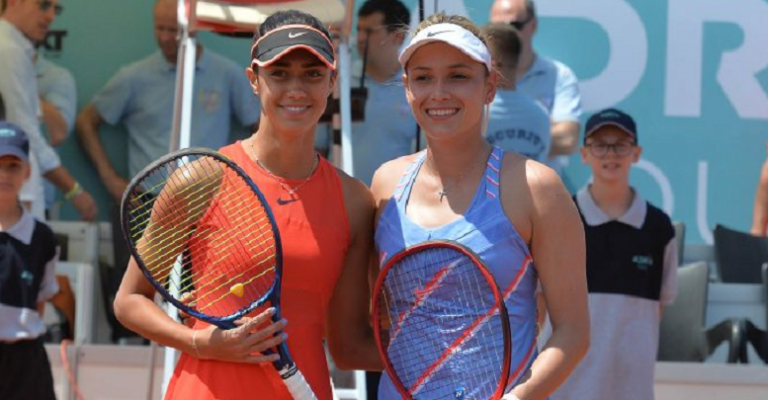 Adria Tour: Vekic y Danilovic dan negativo en covid-19