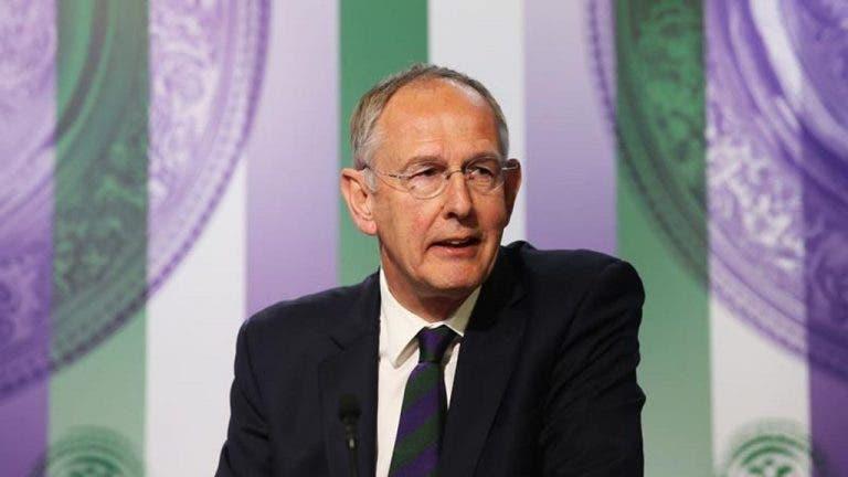 EL CEO de Wimbledon habla sobre lo que sucedió en el Adria Tour