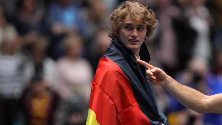 Kohlmann tiene esperanzas de que Zverev juegue en las Davis Cup Final