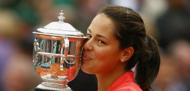 Ana Ivanovic recuerda su título de Roland Garros de hace 12 años