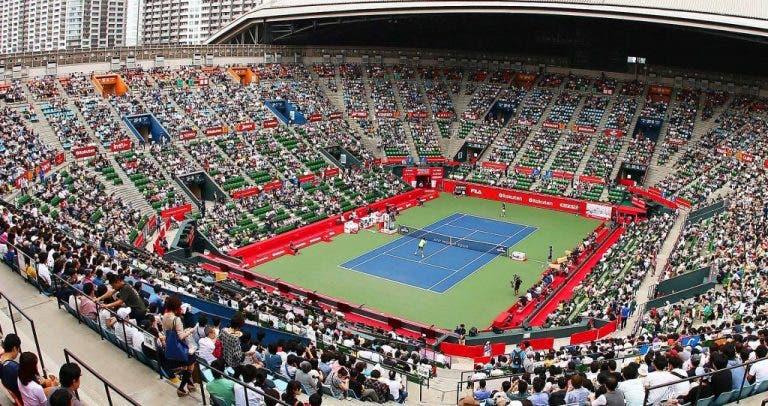 ATP 500 de Tokio cancelado debido al coronavirus
