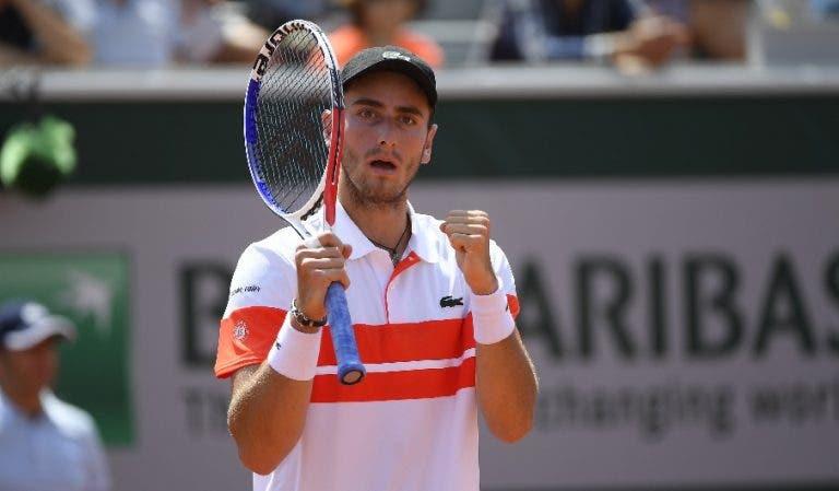 Benchetrit: «Es surrealista que no haya clasificatorios en el US Open»