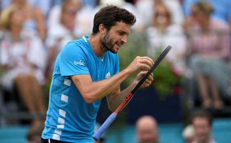 Gilles Simon: «Podría ser la persona que más ama al tenis»