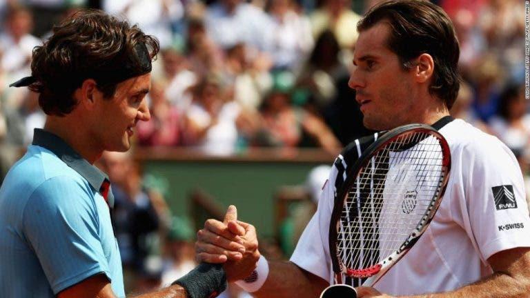 [VIDEO] Hace 11 años, Federer logró una de las victorias más importantes de su carrera