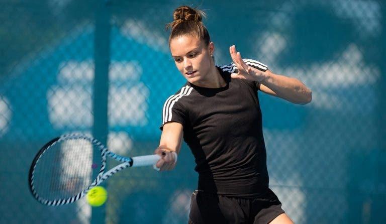 Maria Sakkari se apunta al Grand Slam estadounidense