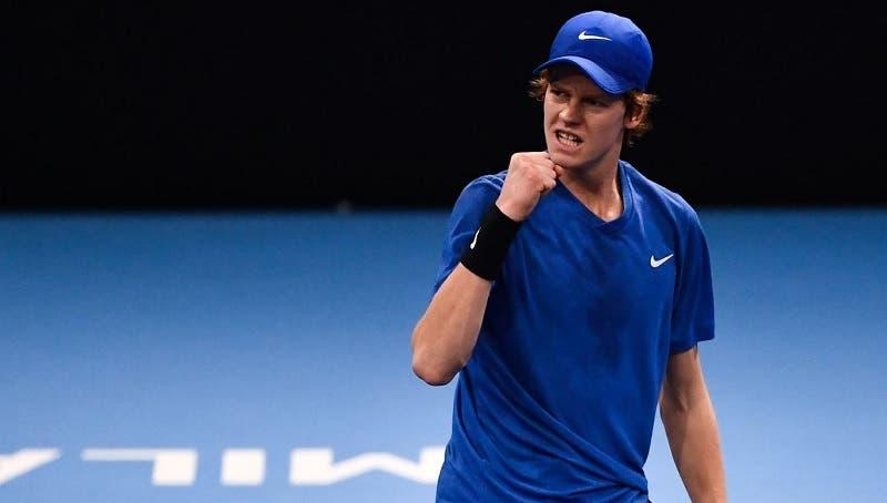 Jannik Sinner cuenta las decisiones que tuvo que tomar para dedicarse al tenis