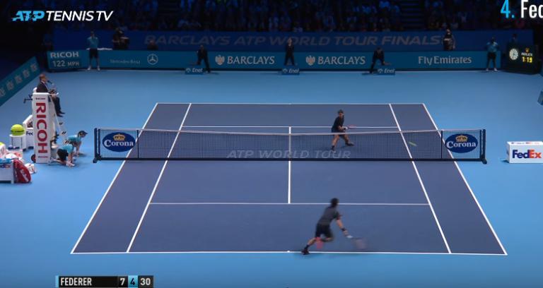 """[VIDEO] Los más grandes """"fails"""" de los tenistas del top 50"""