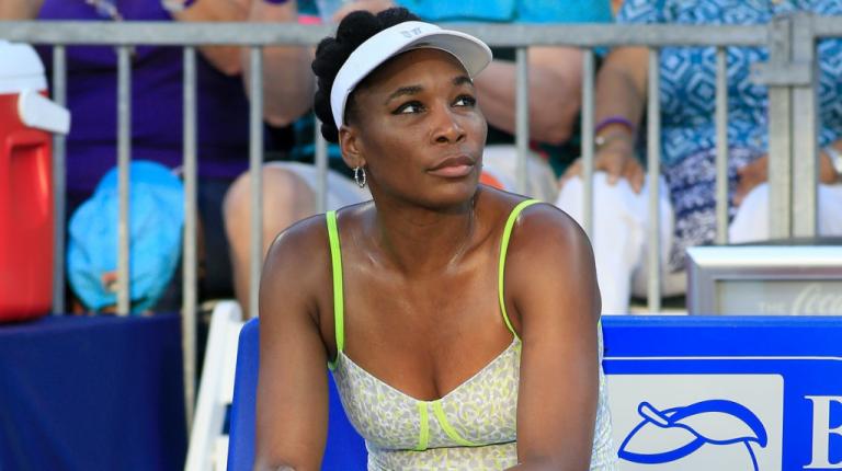 Venus Williams deja un fuerte mensaje: «No podemos dejar que el racismo prevalezca»