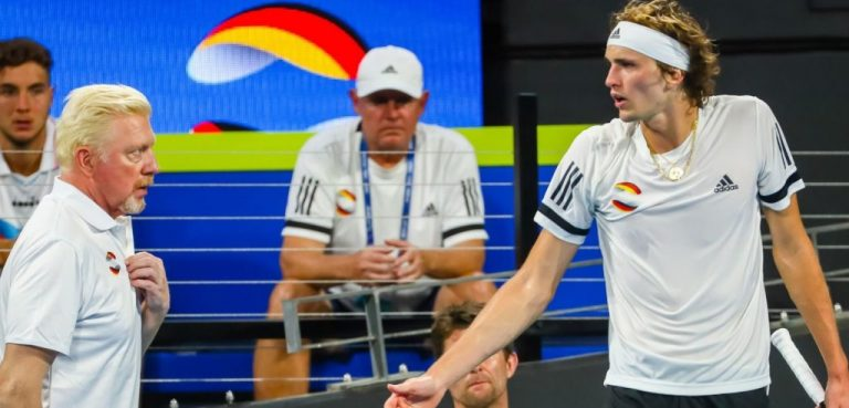Zverev podría romper su prometido boicot a las Davis Cup Finals