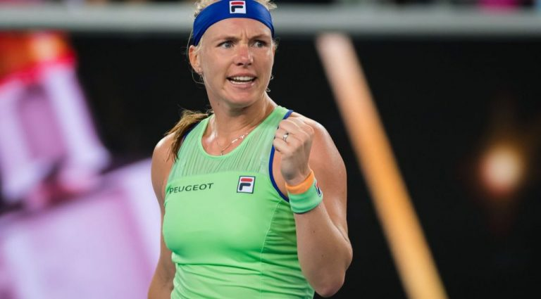 Kiki Bertens dice no, por ahora, a jugar en el US Open