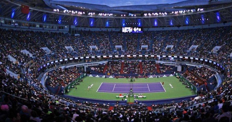 Pronóstico: China cancelaría eventos WTA y ATP hasta finales de 2020