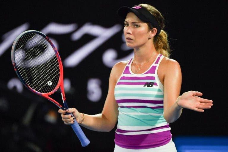 Expulsan a Danielle Collins del World Team Tennis