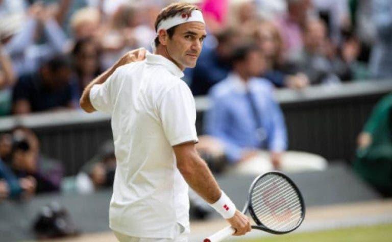 Davin habla sobre el futuro de Roger Federer en el tenis