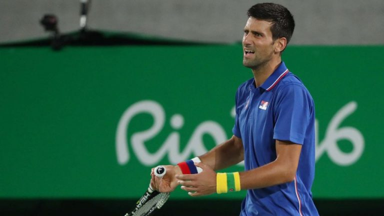 Djokovic dice que sueña con ganar el oro en los Juegos Olímpicos