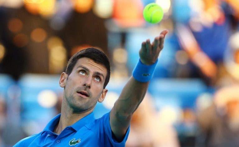 Novak Djokovic dice que se siente como en una caza de brujas