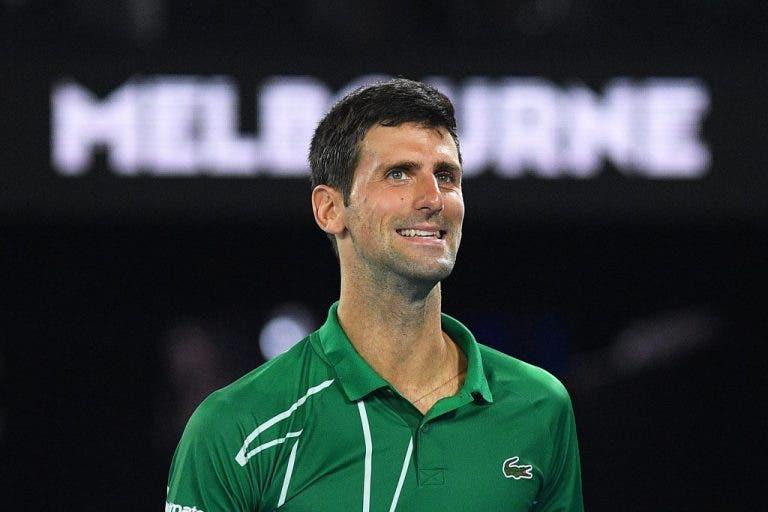 Novak Djokovic regresa a España para tomar decisiones