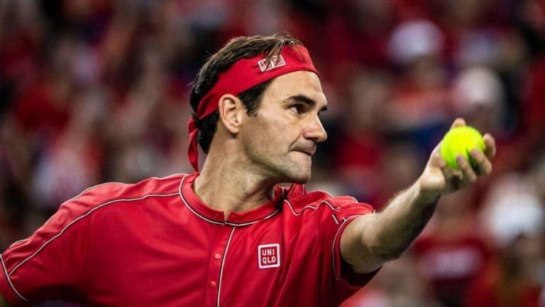 Federer y cómo ir a los Juegos Olímpicos es uno de sus objetivos
