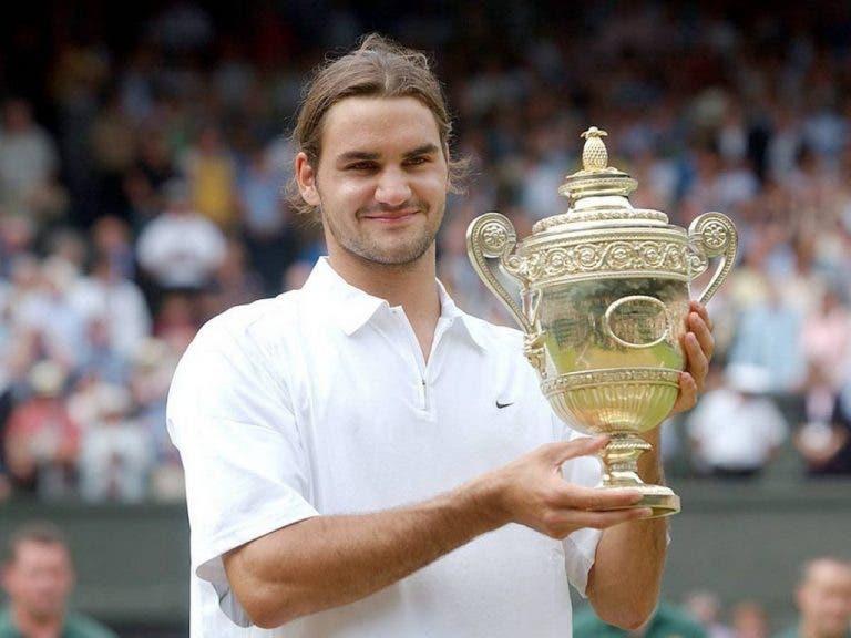 [VIDEO] ¡17 años de la primera vez que Federer ganó Wimbledon!