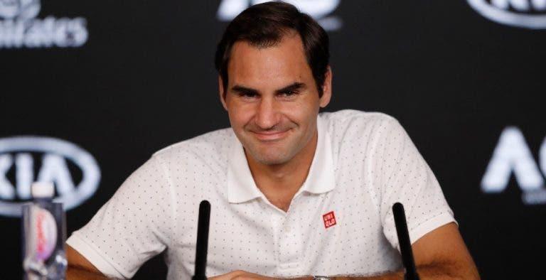 Esto hizo Federer luego de una de sus derrotas más difíciles