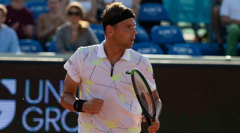 Filip Krajinovic asegura su participación en el US Open