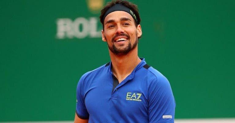 Fognini no va al US Open, pero Barazzutti tampoco cree haya ningún torneo que disputar