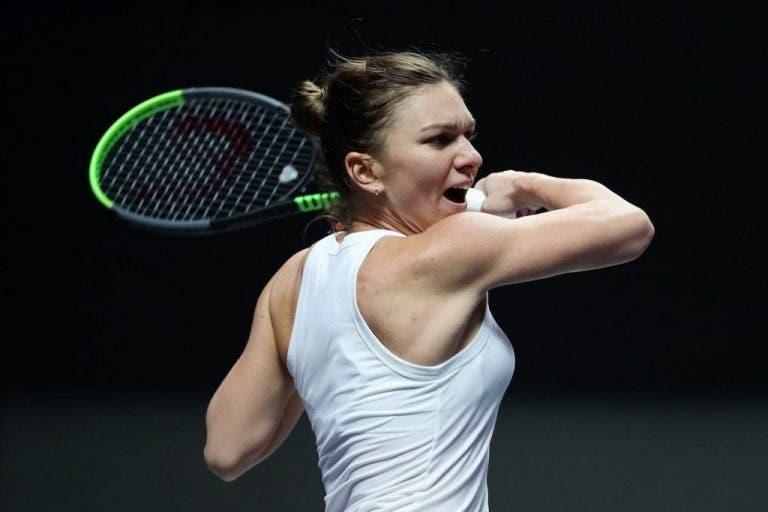 Simona Halep anuncia que no jugará en el WTA de Palermo