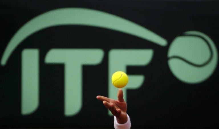 ITF anunció planes para el regreso de todos sus circuitos