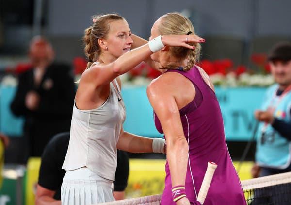 Petra Kvitova se impone ante Kiki Bertens en el torneo de Berlín
