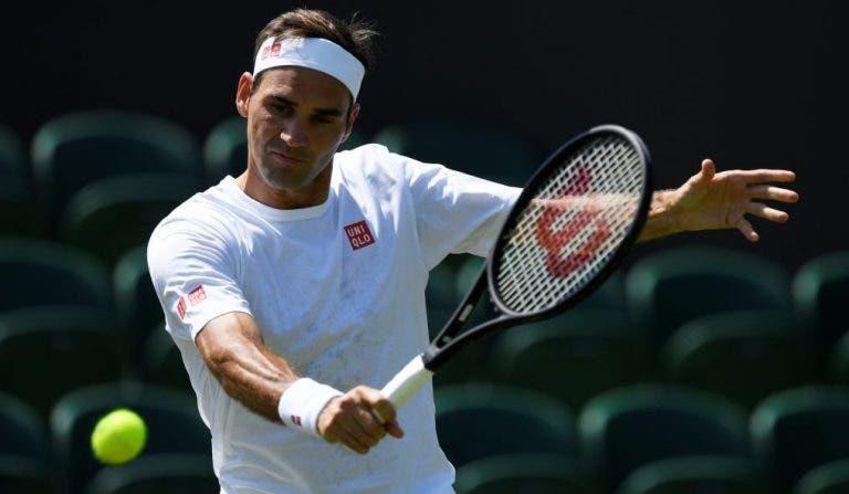 Ljubicic habla de cómo Federer todavía no dejará de jugar al tenis