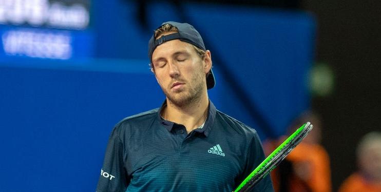 Más bajas para el US Open: Lucas Pouille no participará