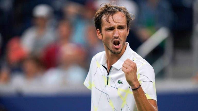 Medvedev confirma su participación en el ATP de Washington