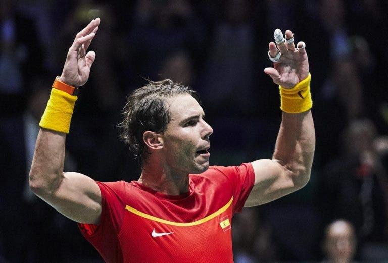 ¡Rafael Nadal confirmó que jugará en el Mutua Madrid Open!