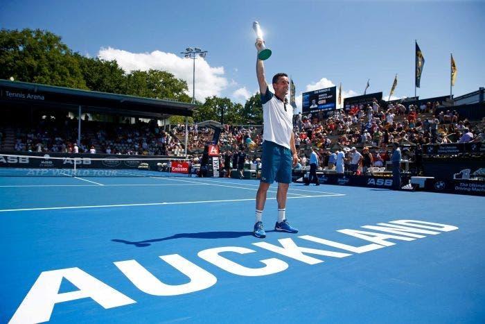 Nueva Zelanda sería el comodín para torneos oficiales de 2021