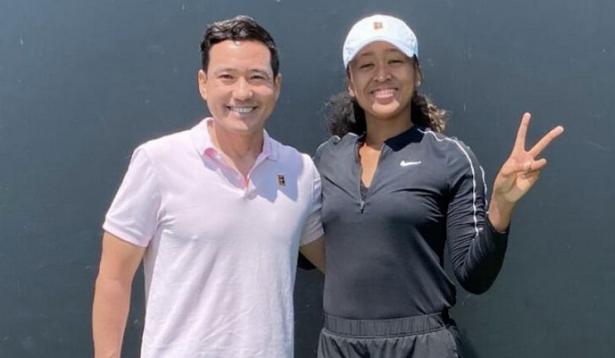 Naomi Osaka contrata a Yutaka Nakamura como su nuevo entrenador