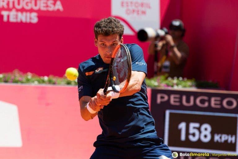 Pablo Carreño se muestra inseguro ante el futuro del tenis