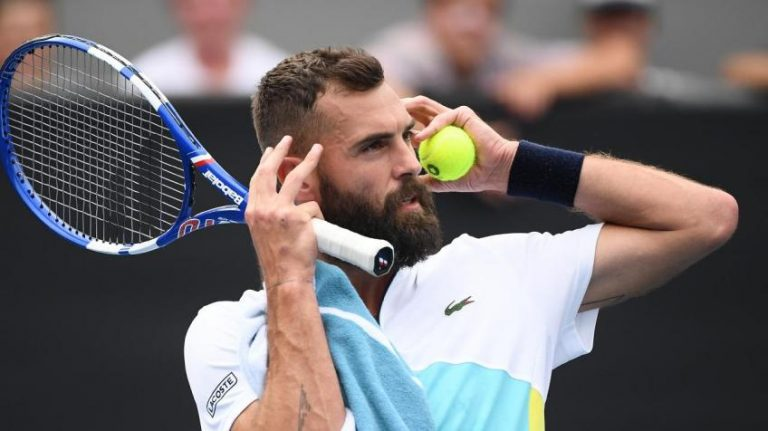 Benoit Paire le teme al coronavirus: «Hoy le digo que no al US Open»