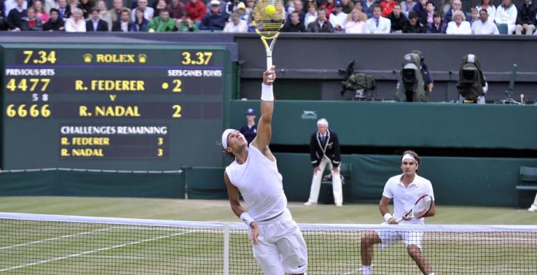 Rafael Nadal habla de su épica victoria en Wimbledon 2008