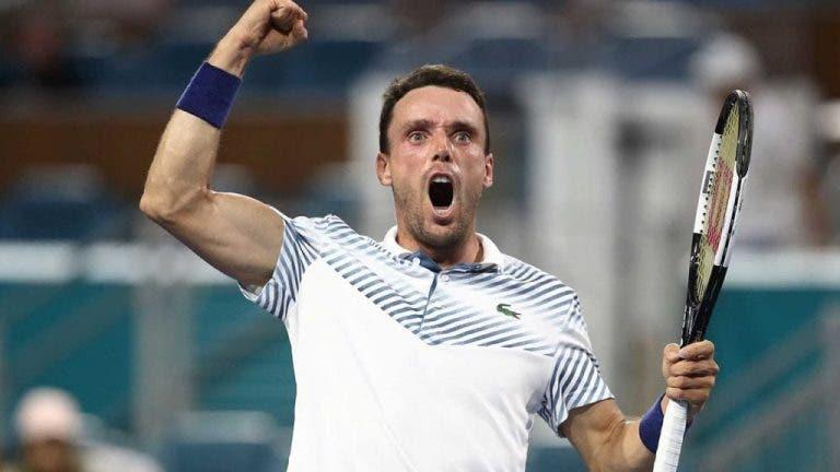 Bautista, De Miñaur y dos de los rusos favoritos vencen este día en el US Open