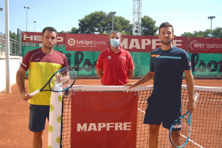 Oriol Roca es el campeón de la 1° edición de la Liga MAPFRE Valor de Tenis
