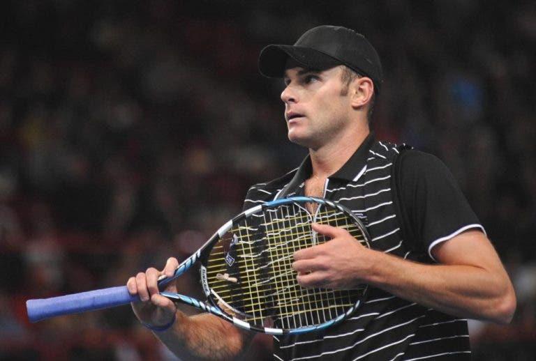 Roddick revela con cuáles estrellas del tenis le gustaría cenar
