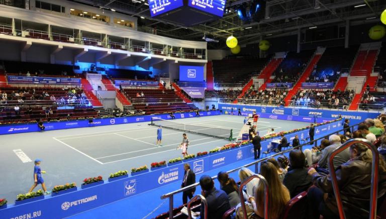 Torneo de San Petersburgo quiere subir a categoría ATP 500 este año