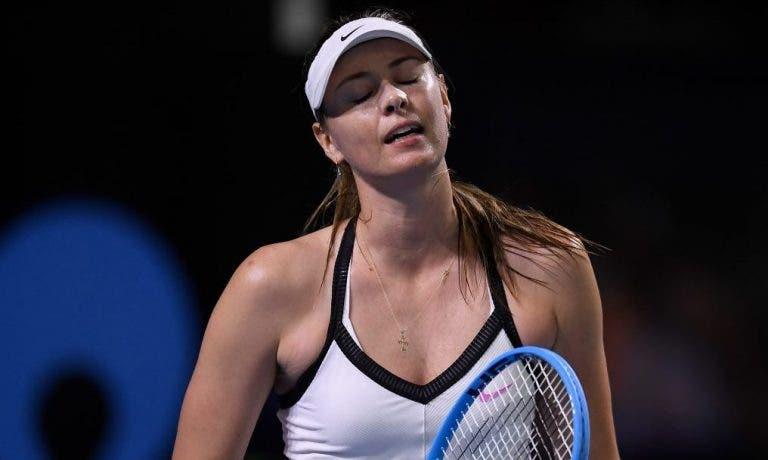 Sharapova recuerda cómo fue el ser suspendida por dopaje