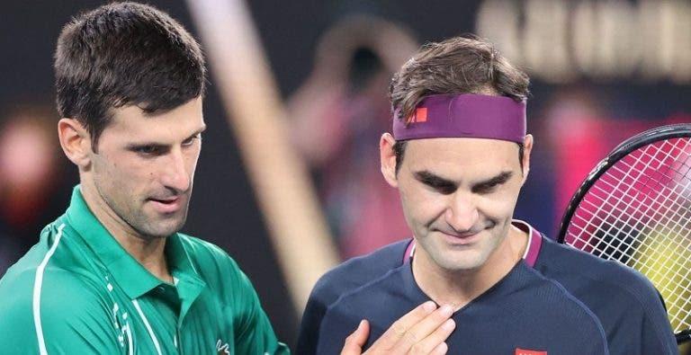 Simon: «La gente sólo ve las cualidades de Federer y los defectos de Djokovic»