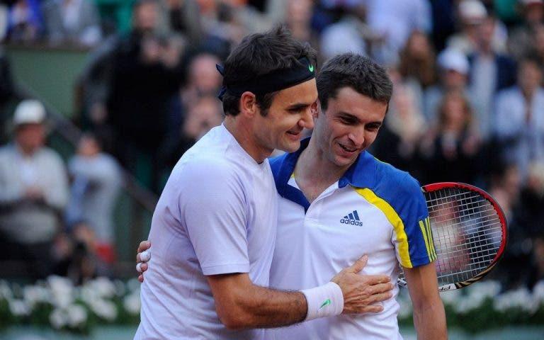 Simon dice que Federer ya no se involucra en los problemas del tenis