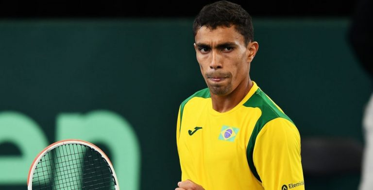 Thiago Monteiro cuenta su historia a través de Behind The Racquet