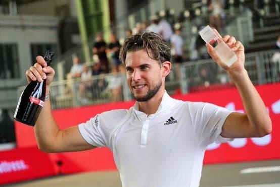 Dominic Thiem se corona campeón del Bett1 Aces en Berlín