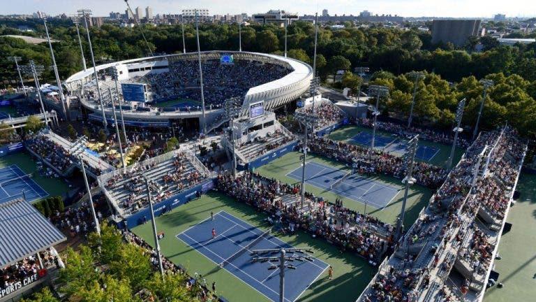 Buenas nuevas para el US Open: la cuarentena no es obligatoria para tenistas